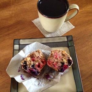 Muffins + Coffee = <3