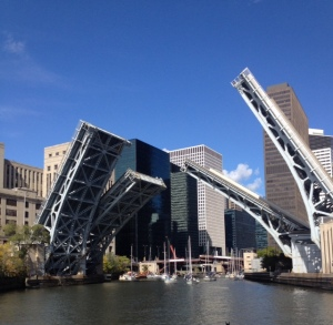 bridges and sailboats and buildings, oh my