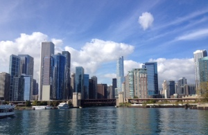 Chicago, you're so pretty.